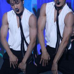 Where is the holy water? Hot Korean Guys, Exo Korean, Korean Men, Hot Guys, Sehun, Kai Exo, Dancing King, Kim Jongin, Love Of My Life