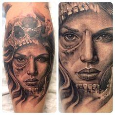 Rasty Knayles Tattoo