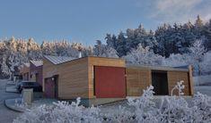 Obytný soubor Lesní město - Ing. Arch. Petr Davídek, autorizovaný architekt