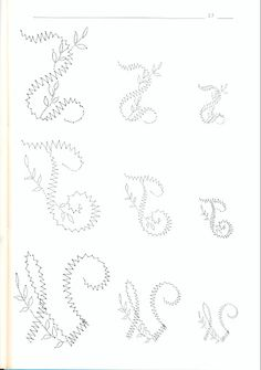ALFABETET I KNIPLING - Elena Corvini - Picasa Albums Web Bobbin Lace Patterns, Lacemaking, Monogram Letters, Embroidery, Tattoos, Albums, Inca, Study, Alphabet