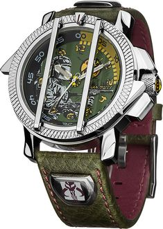 Star Wars Collectors Watches: It's Time to Use the Force