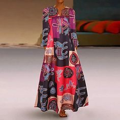 LightInTheBox - Global Online Shopping for Dresses, Home & Garden, Electronics, Wedding Apparel Necklines For Dresses, Types Of Dresses, Cheap Maxi Dresses, Loose Dresses, Dress Long, Womens Swing Dress, Geometric Dress, Rhinestone Sandals, Hot Dress