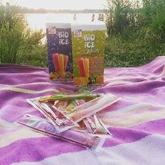 Een dag met heel veel #bio #ijs :) Nu 1 doosje met 10 #ijsjes voor maar 2,50 euro!! www.hempishop.nl   #warmteplan #icecream #organic #biologisch #additivefree #waterijs #zondersuiker #zonderconserveringsmiddelen #zuivelvrij #vakantie #zomer #fruiti #hittegolf #hitteplan @terrasananl