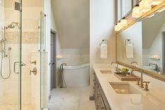 Tranquil Bathroom remodel
