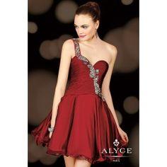 The Hottest Dress Designer hands down! Alyce Paris.  Check out their dresses at alyceparis.com Homecoming Dress Style #4403 #http://pinterest.com/alyceparis