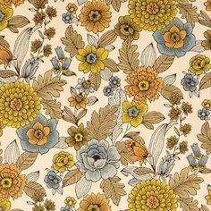Image result for vintage blue floral wallpaper designer