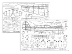 1599 Best Balsa wood model airplane plans images in 2017 | Model