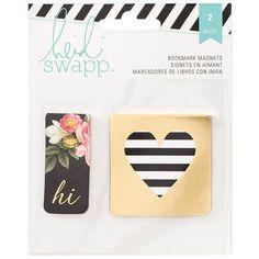 Heidi Swapp - Hello Gorgeous 2016 Planner - Bookmark Magnets | Hey Little Magpie