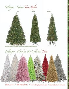 Greenery selection for artificial made to order foliage. www ...