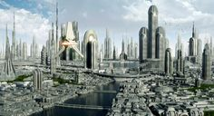 The Arrival by Jean-François Liesenborghs | Sci-Fi | 3D | CGSociety