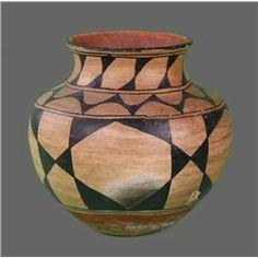 Santo Domingo Pottery, 19th/20th Century, Native