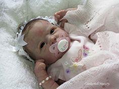 Chloe, Reborn Kit - by Linda Murray Reborn Baby Girl, Reborn Baby Dolls, Reborn Toddler, Toddler Dolls, Silicone Babies For Sale, Baby Chloe, Chloe Chloe, Victorian Dollhouse, Modern Dollhouse