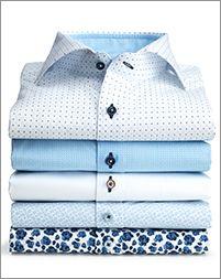 Shirts from Stenströms of Sweden