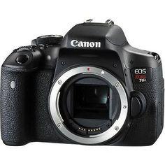 photo-video: Canon EOS Rebel T6i 750D Digital SLR Camera (Body Only) #Camera - Canon EOS Rebel T6i 750D Digital SLR Camera (Body Only)...