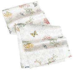 Amazon.com - Lenox Butterfly Meadow 70-inch Table Runner - $24.95 & FREE Shipping