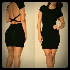 A black dress Very soft comfortable and sexy for a night   out ASOS Dresses Mini