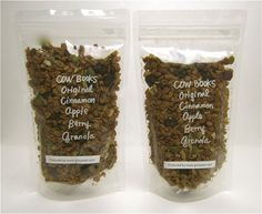 COW BOOKS Original Cinnamon Berry Granola NO.3