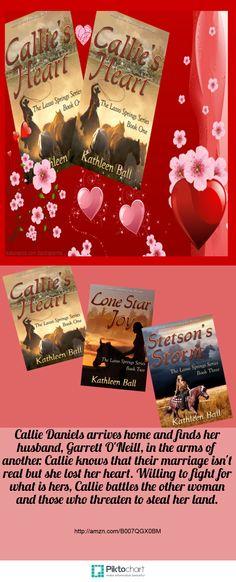 Callie's Heart  Western Romance novel By Kathleen Ball http://amzn.com/B007QGX0BM list recommended book