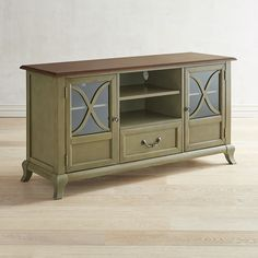 Inspired By A French Country Aesthetic, Our Marchella TV Stand Organizes It  Allu2014with
