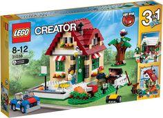 Lego Creator Verandering van de Seizoenen - 31038  € 50,- (4+1 gratis)  Via misterbricks.nl  € 44,95