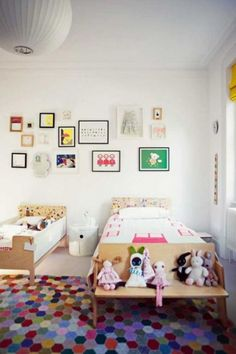 20 Amazing Shared Kids Room Ideas For Kids Of Different Ages | Kidsomania