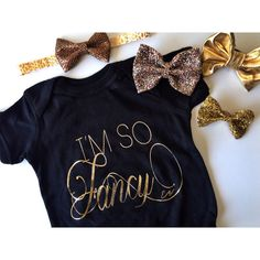 I'm So Fancy Tee - Various Colors