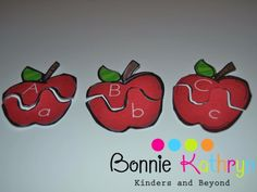 Apple Puzzle Freebie, Free for all new Pinterest Followers. ;-)