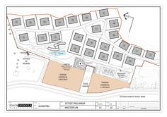 Estudo Empreendimento Imobiliário - GUARATIBA - RJ - Masterplan