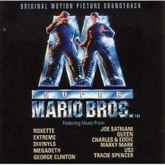 SOUNDTRACK - SUPER MARIO BROS.