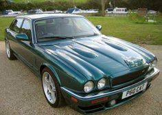1996 Jaguar 450 Chasseur Stealth Tornado  **The british answer to SVT, send the car to a bespoke tuner.  Total cost in 1996 £77000.  I know they have their electrical problems, but this would be THE Jag to have stateside.**