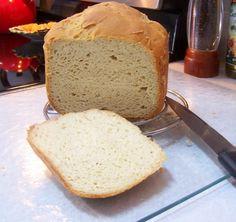 Pao Basico Sem Gluten E Sem Lactose Maquina De Pao Bread Machine