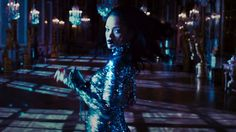 Dior + Riri.... too slow, no story. But beautiful images & color aspiration for night.