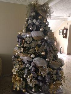 Arbol de Navidad 2015  Jalisco, México  Por: Luz Aurora Gutiérrez Robles