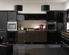 Astonishing Black Kitchen Design Ideas Black Kitchen Cabinet Outstanding Black Kitchen Cabinets Pictures Black Kitchen Cabinets Kitchen Decor Black And White Kitchen Cabinets Outstanding black kitchen cabinets pictures Kitchen Decor