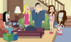 roger the alien american dad gif