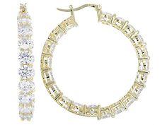 Bella Luce® 23.20ctw Eterno™ Yellow Earrings (14.40ctw DEW)