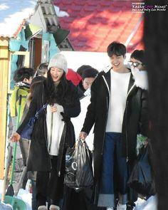 Lee Min Ho & Jeon Ji Hyun #LOTBS
