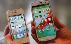 The Samsung Galaxy is one of the most popular Android smartphone lines available today.   The most recent addition to the line, the Samsung Galaxy S3, is breaking sales records   across the board. Users love its large screen and powerful performance features,   not to mention its sleek, rounded design.