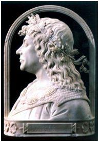 Giovanni Dalmata: Portrait of King Matthias Museum of Fine Arts, Budapest Medieval Art, Renaissance Art, Museum Of Fine Arts, Eastern Europe, Hungary, Budapest, Folk Art, Sculpture, Statue