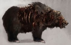 Zombie Bear from The Secret World