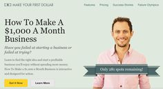 Landing page ideas use real people