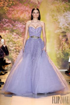 Zuhair Murad Official pictures, S/S 2014 - Couture