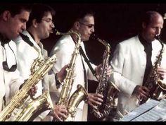 Saksofonowe Instrumentalne Melodie - ``Ramona``,``Śnieżny Walc`` i inne ... - YouTube