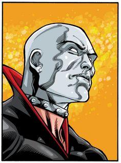 Destro - G.I. Joe - Brian Shearer