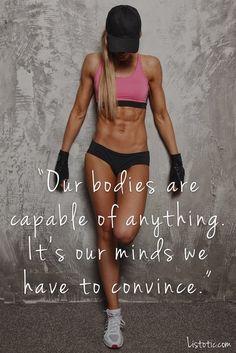 Votre mental est votre force