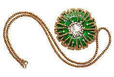 if only I weren't in grad school: Panetta Pendant Necklace from OneKingsLane