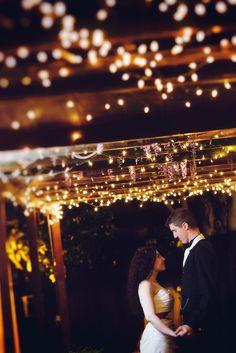 by Amanda Collins Photography on Exposure Twinkle Lights, Wedding Lighting, Outdoor Lighting, Wedding Photography, Photography Ideas, Happily Ever After, Christmas Lights, Amanda, San