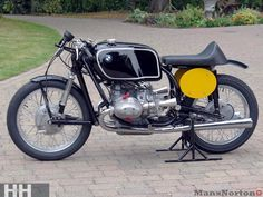1956 BMW Rennsport RS500 Type256