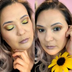 I love trying different looks. Today I focused on the beautiful sunflower as inspiration. I'm gearing up for #NationalSelfieDay and #FacesofYounique campaign  What do you think of my Sunflower 🌻 Inspiration? What other looks would you like to see.  Products used: 👉Pressed eyeshadows in marvelous, witty and optimistic 👉 Clubby (yellow) from Palette 7 👉4D mascara 👉Perfect (black) pencil eyeliner 👉Sophisticated Blush 👉Spray Foundation in Eyelet 👉Stick foundation in scarlet for highlighting  Spray Foundation, Marketing Training, Pencil Eyeliner, Black Pencil, Eyeshadows, Younique, Scarlet, Mascara, Campaign