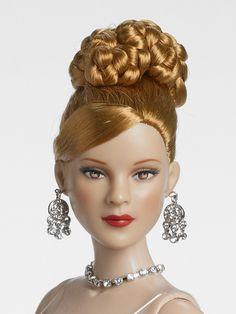 "2009 ""Bordeaux"" – DeeAnna Denton 17', DRESSED DOLL, T9DDDD01, LE150, $224.99, Tonner Doll Company"